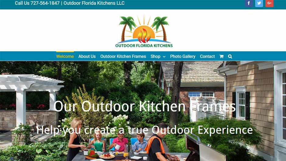 Small Business Website Design Packages Clearwater Florida